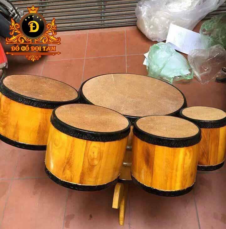 Sản xuất trống hát văn tại làng nghề Đọi Tam - Đặt mua trống hát văn ☎ 0971.009.886 #tronggo #doitam #duytien #hanam #vietnam #dogodoitam
