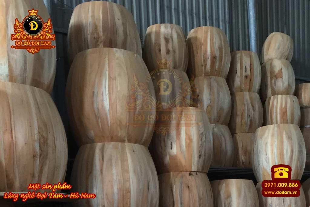 Bảo quản trống trường, trống gỗ da trâu