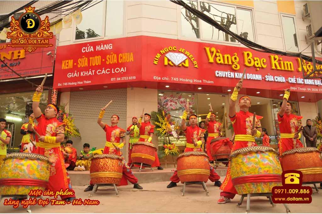 Top địa chỉ bán trống múa lân tại Hà Nội