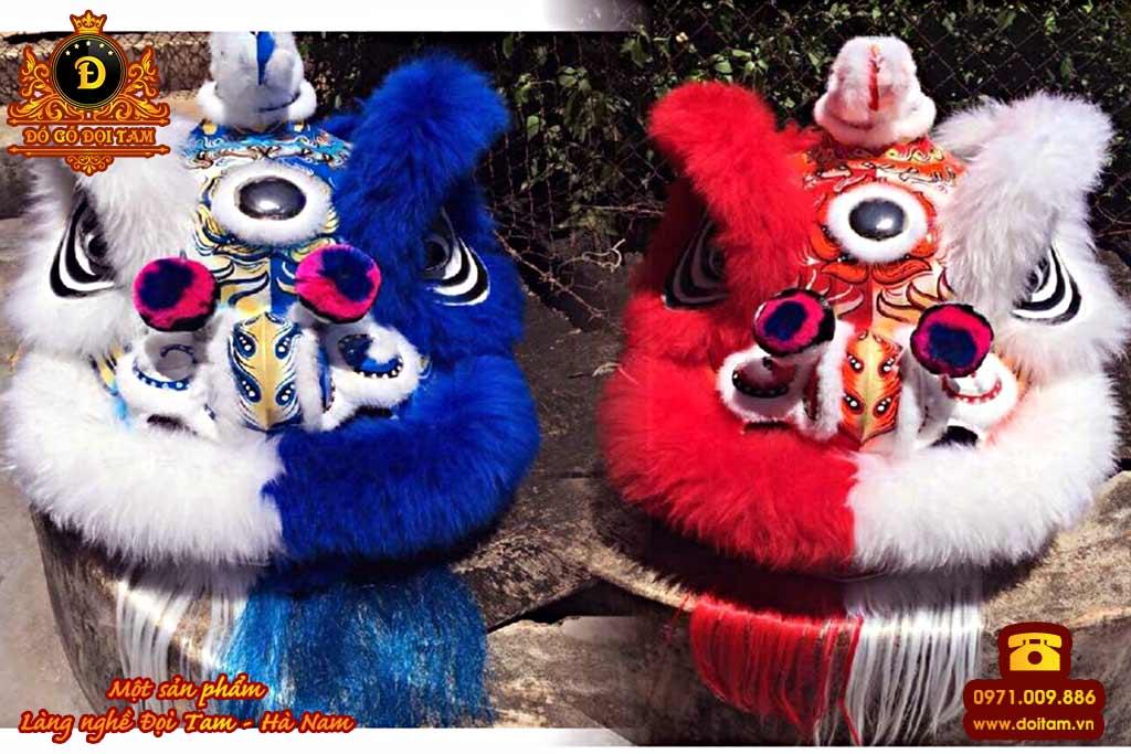 Giao hàng lân sư rồng Đầu Lân Âm Dương - Đặt mua lân sư rồng ☎ 0971.009.886 #daulan #lansurong #doitam #duytien #hanam #vietnam #dogodoitam