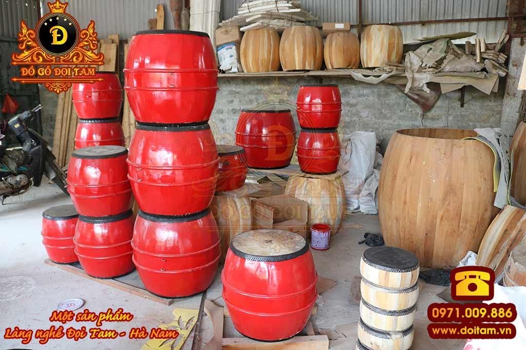 Đồ gỗ Đọi Tam tại Hà Nam