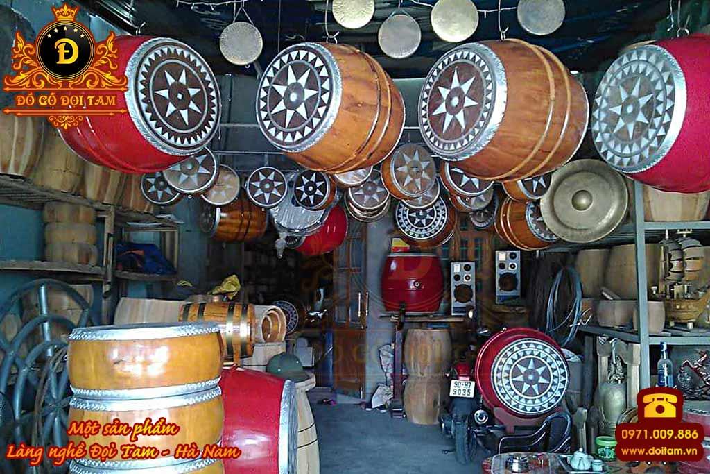 Đồ gỗ Đọi Tam tại Hà Nội