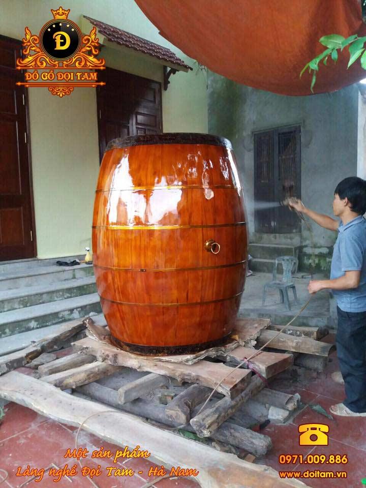 Bán trống gỗ Đọi Tam tại An Giang
