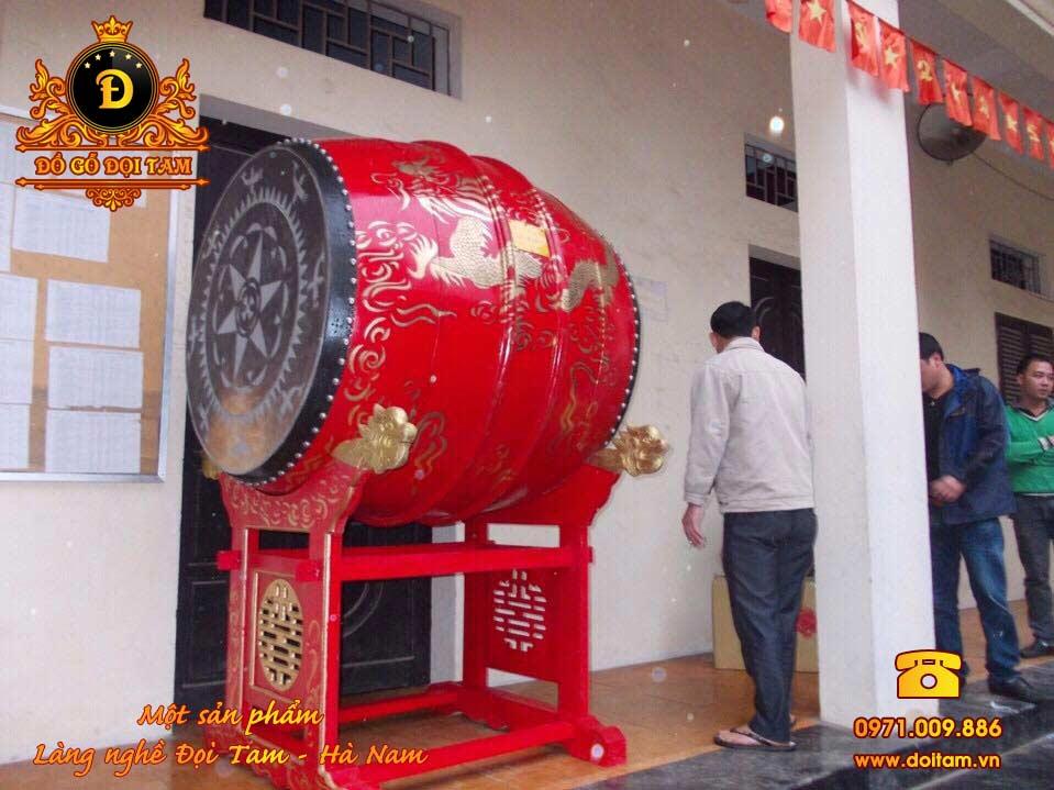 Bán trống gỗ Đọi Tam tại Yên Bái