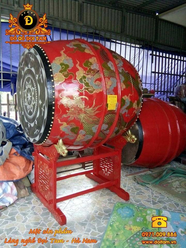 Bán trống gỗ Đọi Tam tại Vĩnh Long