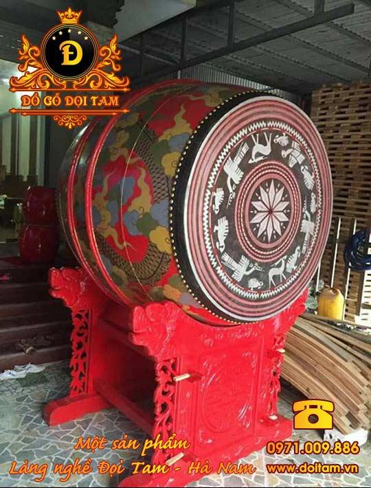 Bán trống gỗ Đọi Tam tại Trà Vinh