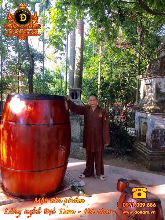 Bán trống gỗ Đọi Tam tại Tây Ninh
