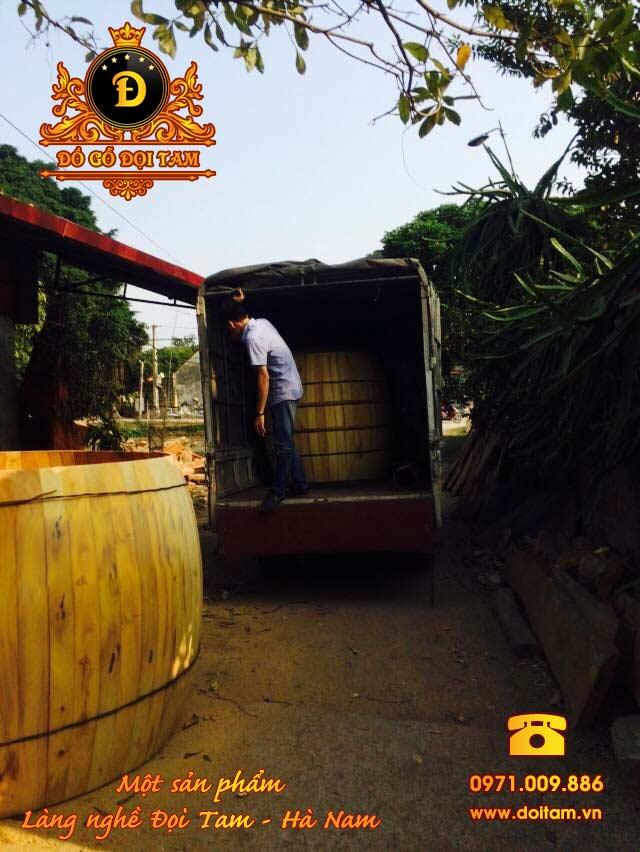 Bán trống gỗ Đọi Tam tại Sơn La