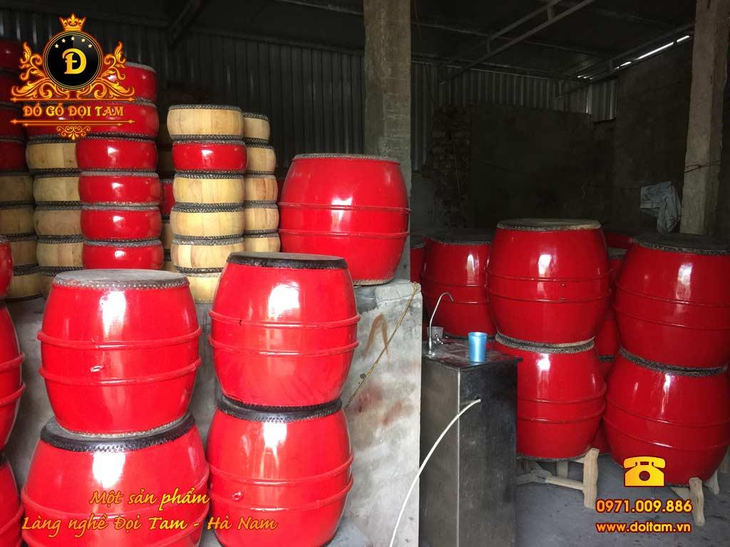 Bán trống gỗ Đọi Tam tại Quảng Bình