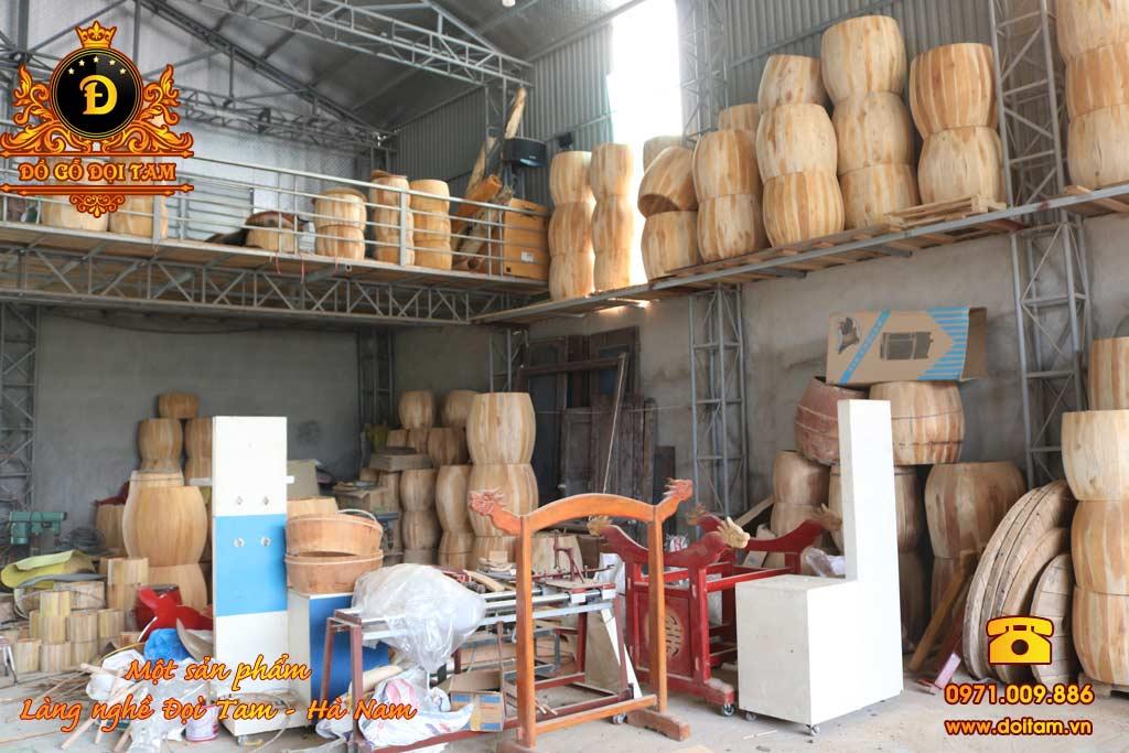 Bán trống gỗ Đọi Tam tại Lâm Đồng
