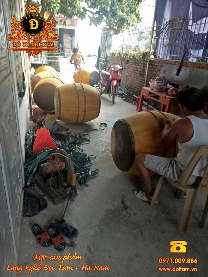 Bán trống gỗ Đọi Tam tại Kiên Giang