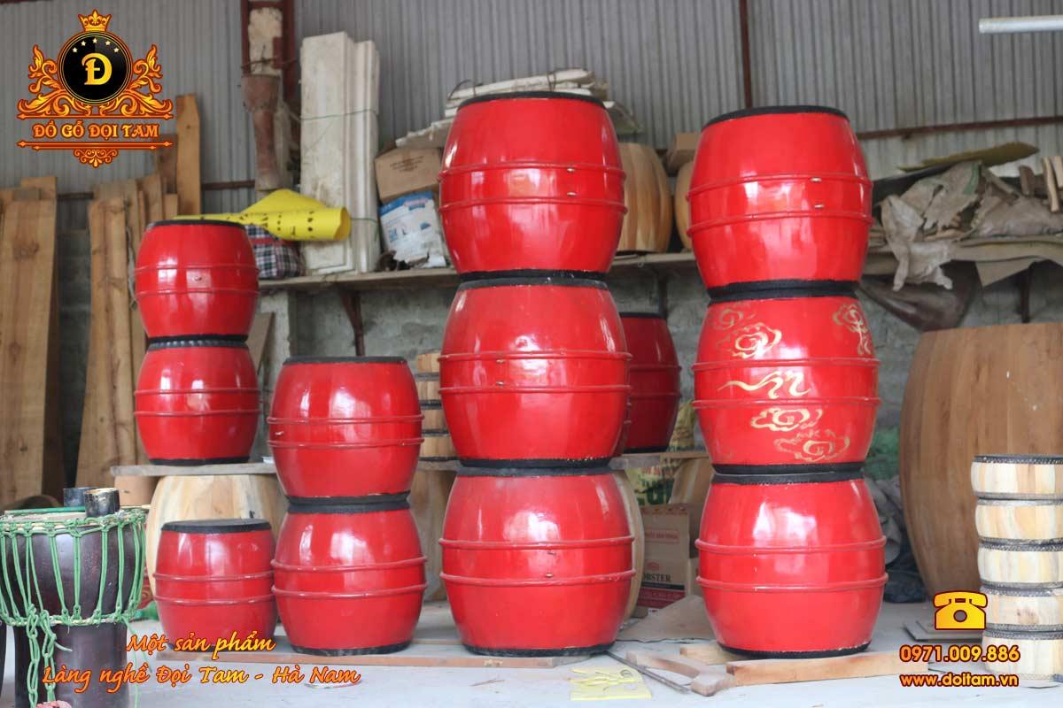 Bán trống gỗ Đọi Tam tại Hà Giang