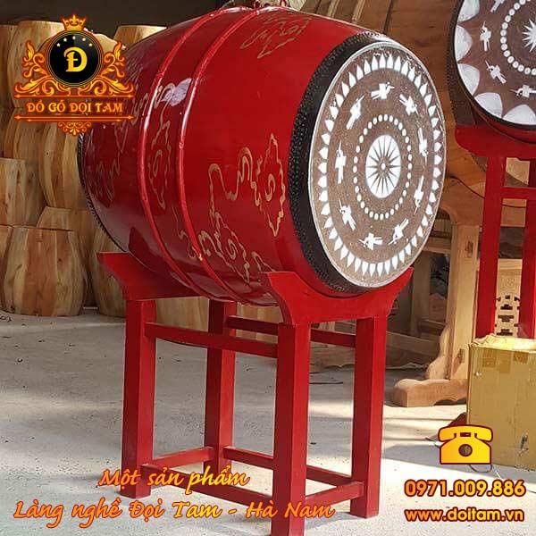Bán trống gỗ Đọi Tam tại Bình Định