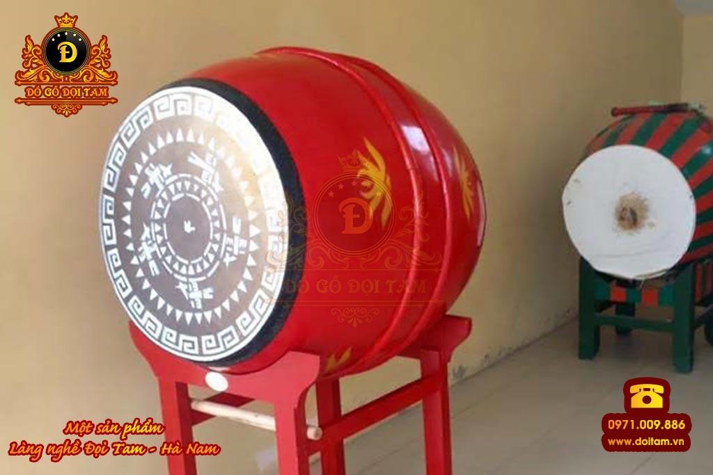 Trống Trường tại Bình Định