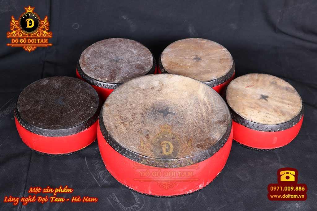 Trống Khẩu hát Văn
