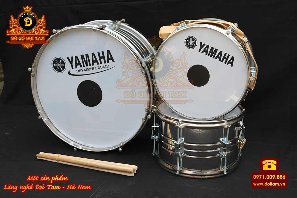 Trống đội inox Yamaha