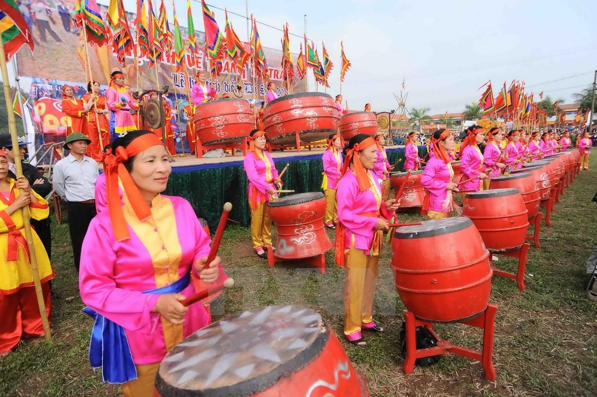 Hội làng nghề truyền thống Thôn Đọi Tam