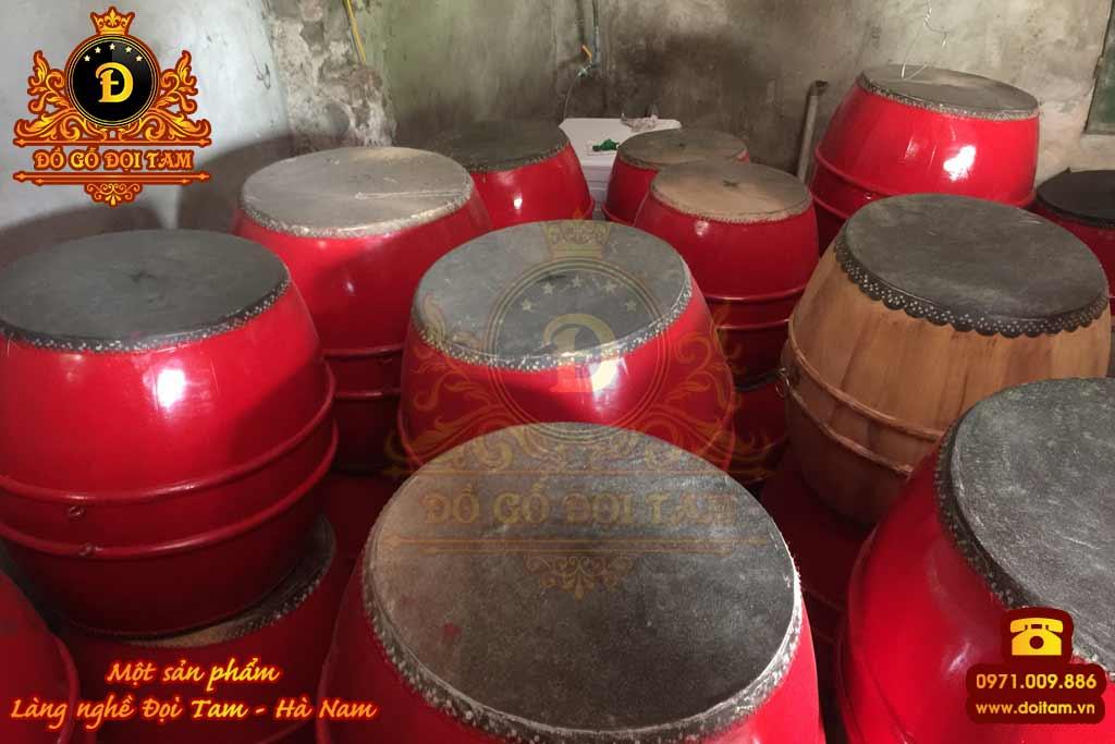 Xưởng sản xuất trống trường học tại Hà Nội - Đồ Gỗ Đọi Tam